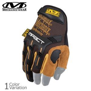 MECHANIX WEAR(メカニクス ウェアー) Leather M-Pact Framer Glove レザー エムパクト フレーマー グローブ LFR-75|swat