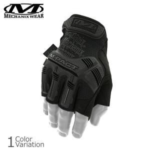 MECHANIX WEAR(メカニクス ウェアー) M-pact Glove Fingerless エムパクト グローブ フィンガーレス 【レターパック360対応】MFL-55 swat