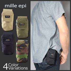 mille epi(ミレピィ) iQOS CASE アイコス ケース ポーチ コーデュラ CDP-00008 swat