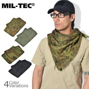 MIL-TEC(ミルテック) STURM メッシュスカーフ|swat