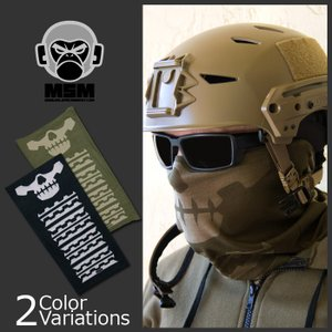 Mil Spec Monkey(ミルスペックモンキー) Skull Mask Multi-wrap スカルマスク マルチラップ wrap-00005【ネコポス対応】|swat