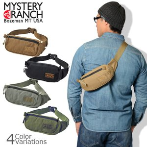 MYSTERY RANCH(ミステリーランチ) FORAGER HIPSACK フォーリッジャーヒップサック|swat