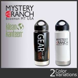 MYSTERY RANCH(ミステリーランチ) Klean Kanteen コラボ INSULATED インスレート 保温保冷マグボトル 16oz|swat