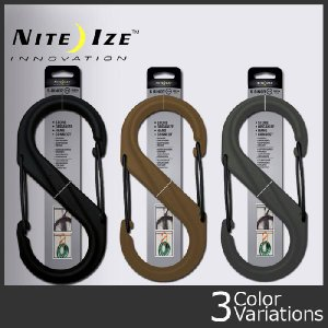 NITE IZE(ナイトアイズ) エスビナープラスチック#10 swat