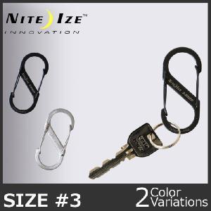 NITE IZE(ナイトアイズ) エスビナーステンレス#3 swat