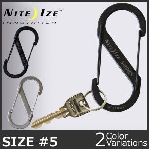 NITE IZE(ナイトアイズ) エスビナーステンレス#5 swat