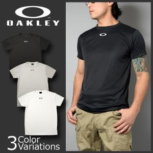 OAKLEY(オークリー) ENHANCE TECHNICAL TEE エンハンス テクニカル T シャツ 454740jp|swat