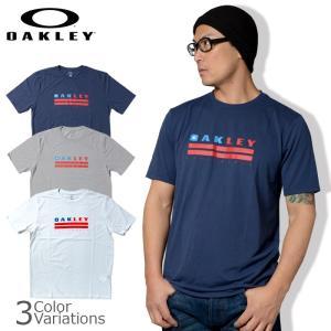 OAKLEY(オークリー) CALIFORNIA LOGO TEE カリフォルニア ロゴ プリント Tシャツ 【レターパック360対応】 457551|swat