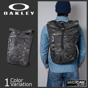 OAKLEY(オークリー) VOYAGE 23L ROLL TOP ボヤージュ 23リットル ロール トップ バッグ 92968JP|swat