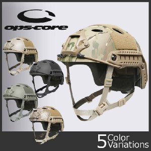 ops-core(オプスコア) FAST Carbon Helmet(FASTカーボンヘルメット)|swat