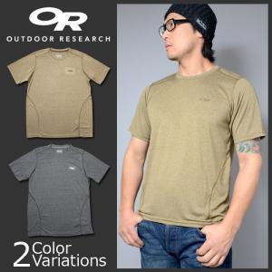 OUTDOOR RESEARCH(アウトドアリサーチ) Ms Ignitor S/S Tee メンズ イグナイター 半袖 Tシャツ 50060|swat