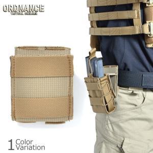 ORDNANCE TACTICAL OKINAWA(オードナンス) ダブルカラム マグ アングル|swat