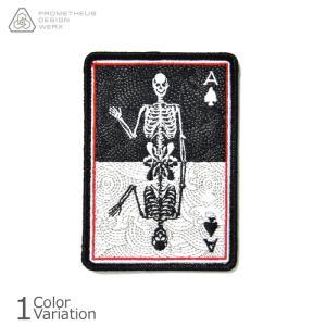 PDW Death Card Mirror LTD ED Morale Patch デスカード ミラー パッチ PDWPA057ネコポス対応|swat