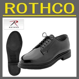 ROTHCO  LIGHT WEIGHT HI-GLOSS OXFORDS シューズ|swat