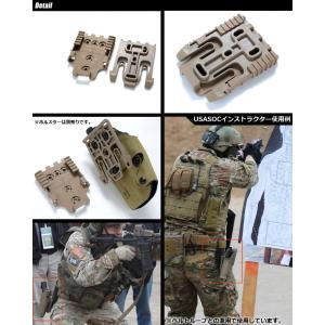SAFARILAND(サファリランド) Model QLS KIT 1 Quick Locking System Kit (クイック ロッキング システム キット)|swat|02