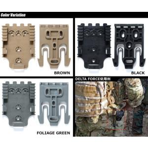 SAFARILAND(サファリランド) Model QLS KIT 1 Quick Locking System Kit (クイック ロッキング システム キット)|swat|03