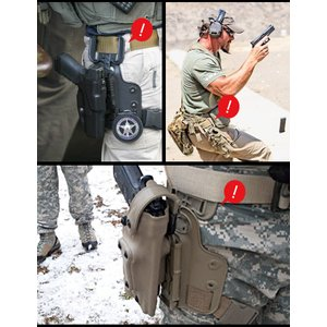 SAFARILAND(サファリランド) Drop Flex Adapter (DFA) ドロップ フレック アダプター 6004-DFA swat 03