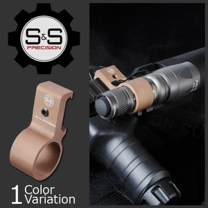S&S Precision MP7 Flashlight Mount フラッシュライト マウント FM-0001|swat