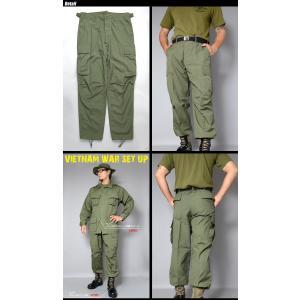 SESSLER(セスラ) ジャングルファティーグパンツ(ベトナム中期型) 2nd 【中田商店】A-1379|swat|02
