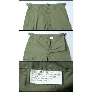 SESSLER(セスラ) ジャングルファティーグパンツ(ベトナム中期型) 2nd 【中田商店】A-1379|swat|03