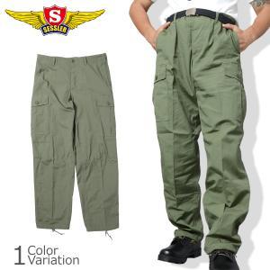 SESSLER(セスラ) ジャングルファティーグパンツ(ベトナム初期型) 1st 【中田商店】A-1376|swat