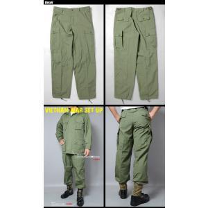 SESSLER(セスラ) ジャングルファティーグパンツ(ベトナム初期型) 1st 【中田商店】A-1376|swat|02