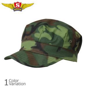 SESSLER(セスラ) U.S.M.C. CAP リーフカモ 中田商店A-1127|swat