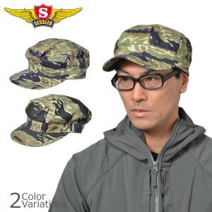 SESSLER(セスラ) MC CAP エムシーキャップ【中田商店】A-112 swat
