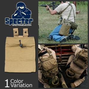 SPECTER(スペクター) Magazine Recovery Pouch Belt Mounted マガジン リカバリー ポーチ ベルト マウント #327|swat