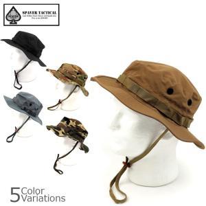 SPAVER TACTICAL(スペーバータクティカル) H2O Boonie Hat 防水 ブーニー ハット 【レターパック360対応】 swat