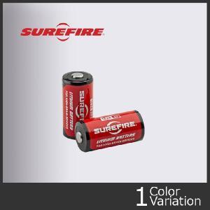 SURE FIRE(シュアファイア) 純正リチウムバッテリー 2個入り 【正規輸入品】 SF2-CB|swat