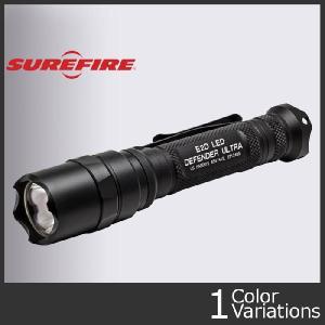 SURE FIRE(シュアファイア) E2D LED Defender Ultra(ディフェンダー ウルトラ) 【正規輸入品 保証書付き】 E2DLU-A|swat