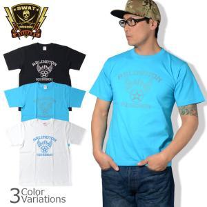 SWAT ORIGINAL(スワットオリジナル) ARLINGTON SQUADRON AIR FORCE ACADEMY メンズ 半袖 Tシャツ|swat