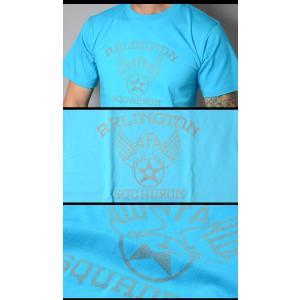 SWAT ORIGINAL(スワットオリジナル) ARLINGTON SQUADRON AIR FORCE ACADEMY メンズ 半袖 Tシャツ|swat|03