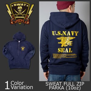 SWAT ORIGINAL(スワットオリジナル) ミリタリーパーカー 10oz