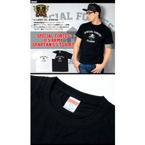 SWAT ORIGINAL(スワットオリジナル) SPECIAL FORCE U.S ARMY SPARTAN メンズ 半袖 Tシャツ|swat|02