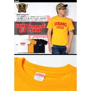SWAT ORIGINAL(スワットオリジナル) USMC Semper Fi メンズ 半袖 Tシャツ|swat|02