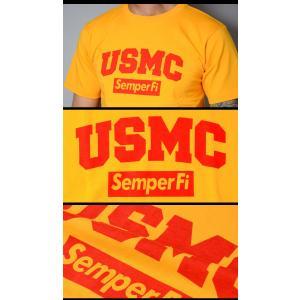SWAT ORIGINAL(スワットオリジナル) USMC Semper Fi メンズ 半袖 Tシャツ|swat|03