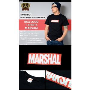 SWAT ORIGINAL(スワットオリジナル) ボックス ロゴ Tシャツ MARSHAL マーシャル 【レターパック360対応】|swat|02