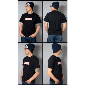 SWAT ORIGINAL(スワットオリジナル) ボックス ロゴ Tシャツ MARSHAL マーシャル 【レターパック360対応】|swat|03