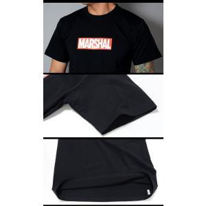 SWAT ORIGINAL(スワットオリジナル) ボックス ロゴ Tシャツ MARSHAL マーシャル 【レターパック360対応】|swat|04