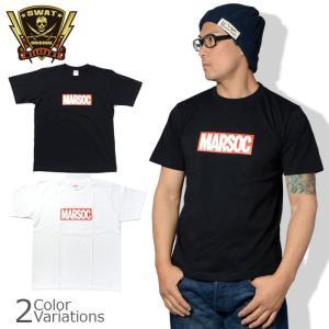 SWAT ORIGINAL(スワットオリジナル) ボックス ロゴ Tシャツ MARSOC マーソック 【レターパック360対応】|swat