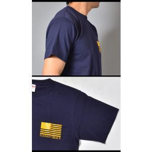 SWAT ORIGINAL(スワットオリジナル) U.S NAVY SEAL Budweiser ネイビー シールズ バドワイザー バックプリント Tシャツ 半袖|swat|05