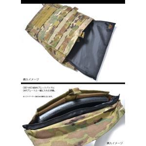 SWAT ORIGINAL(スワットオリジナル) ソフトアーマーインサート MBAV カット 軽量ダミーモデル 2枚組|swat|04