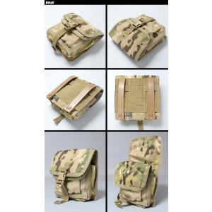 TACTICAL TAILOR(タクティカルテイラー) Multi Purpose Pouch マルチ パーパス ポーチ|swat|02