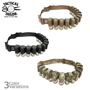 TACTICAL TAILOR(タクティカルテイラー) 40mm 12rd BELT グレネード 12連 ベルト 50023|swat
