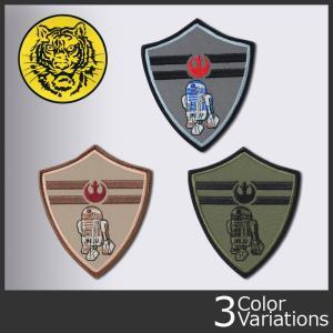 タイガーエンブ SW JEDI R2D2 反乱同盟軍 パッチ ミリタリーワッペン 【ネコポス】|swat