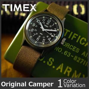 TIMEX(タイメックス) The Original Camper オリジナル キャンパー 腕時計 ウォッチ 【正規取扱い 1年保証書付き】TW2P88400|swat