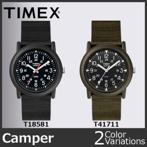 TIMEX(タイメックス) Camper キャンパー 腕時計 ウォッチ 【正規取扱い 1年保証書付き】T41711/T18581 swat