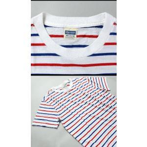 TOYO ENTERPRISE(東洋エンタープライズ) CHESWICK 半袖 ボーダーポケット Tシャツ CH76659 swat 03